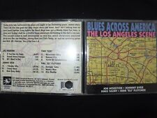 CD BLUES ACROSS AMERICA / THE LOS ANGELES SCENE /