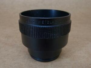 Leitz Leica OTRPO / 16471 Black Extension Tube