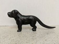 Nut Cracker, Figural Dog Cast Iron 8 Inch