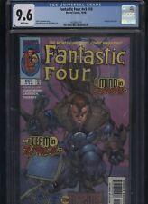 Fantastic Four #v3 #10 CGC 9.6 Chris Claremont 1998