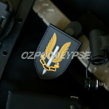 SAS Tactical PVC Patch - special air service army sasr military special forces