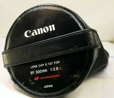 Canon Soft Lens Cap front case for EF 300mm f2.8 L Ultrasonic