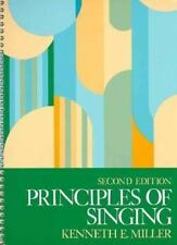 Principles of Singing: A Textbook for Voice Class or Studio-ExLibrary
