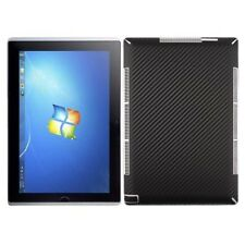 Skinomi Carbon Fiber Full Body + Screen Protector Film for Asus Ep121