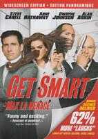 Get Smart (Widescreen) (Bilingual) New DVD