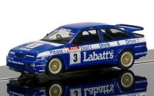 Scalextric Ford Sierra RS500, Tim Harvey 1:32 slot car C3867