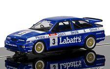 Scalextric Ford Sierra RS500, Tim Harvey 1:32 slot car C3867