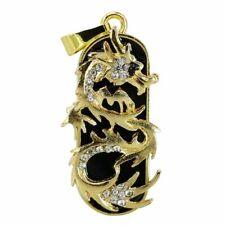 Mini Metal Dragon Necklace USB Flash Drive Thumb USB Memory Stick U Disk Pen GB
