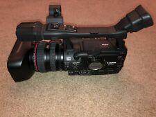Canon Xh A1S Camcorder (w/extras)