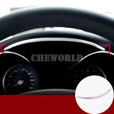 Innen Instrumente Tachoscheiben Rahmen Zierleisten Für Benz C-Klasse W205 S205