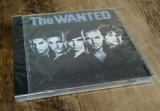 The Wanted CD BRAND NEW/SEALED Self titled ST S/T 2012 Global Talent Records