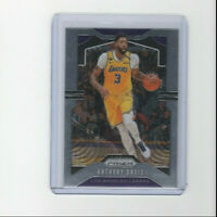 2019/20 Panini Prizm Update Anthony Davis #506 Los Angeles Lakers Uniform AD!