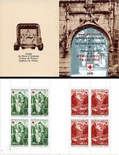 Carnet Croix-Rouge CR2019 - Carnet Croix Rouge  - 1970