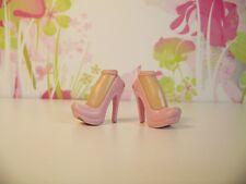 Bratz Doll Shoes MGA Cloe Dana Jade Meygan Skin Tone Pink Pumps heels MYGIRLZ99
