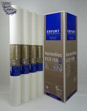 4 ERFURT EcoVlies EV 150 Variovlies XXL 25x1m Renoviervlies Makulatur Glattvlies