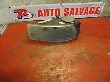 07 06 05 04 03 Saab 9-3 oem passenger side right fog light lamp assembly