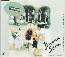 Louis Prima Buona sera (1956/92, 'Cinzano')  [Maxi-CD]