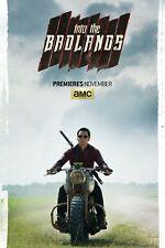 Into The Badlands TV Poster (24x36) - Daniel Wu, Orla Brady, Sarah Bolger v1