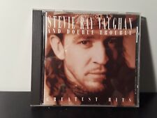 Greatest Hits by Stevie Ray Vaughan/Stevie Ray Vaughan & Double Trouble (CD)