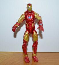 "MARVEL LEGENDS HEROIC AGE IRON MAN Action Figure 2012 6"" Hasbro Avengers Comics"