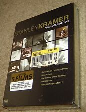 Stanley Kramer Box Set (DVD, 2008, 6-Disc Set), NEW & SEALED, CLASSIC MOVIES!!!