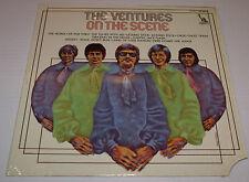 The Ventures On The Scene LP Record In Shrink, cut corner Nm-/Nm- Oop