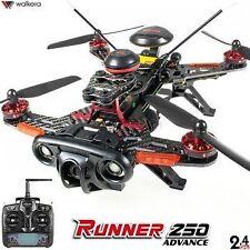Original Drone FPV Walkera Runner 250 Advanced devo 7 incluso Camera 1080p