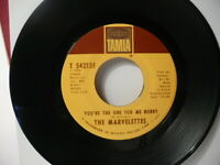 THE MARVELETTES - A BREATH TAKING GUY - 1972 TAMLA ORIG - NORTHERN SOUL-EXC