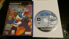 Donald Duck - Quack Attack (Sony PlayStation 2, 2005) - No Manual