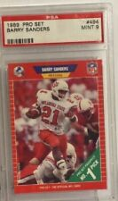 1989 Pro Set #494 Barry Sanders Rookie Card  (Free Shipping)