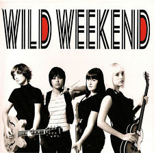 "WILD WEEKEND Don't Push Me Around 7"" . punk rock the zeros runaways ramones"