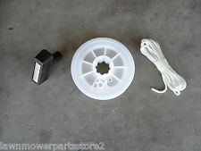 Briggs & Stratton Mclane Starter Pulley with Pull Rope 280117, 280439, 280469