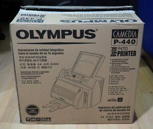 Olympus Camedia P-440 Digital Photo Thermal Printer