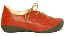 Naot Before Round Rubber Toe Flat Lace-up Stitch Detail Size: AU 5  EU 36  $239
