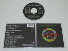 THE SISTERS OF MERCY/A SLIGHT CASE OF OVERBOMBING(EASTWEST 4509-93579-2)CD ALBUM