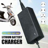 24-48V Lithium Batterieladegerät Für Balance Scooter Elektrisches Bike Fahrzeuge