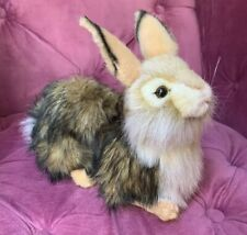 Hansa Rabbit Bunny Fawn Perfect For Easter - FreeTwo Day Shipping!