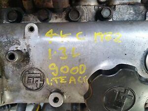 toyota liteace 4kc 1982 1.3 l motor engine