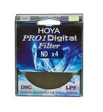 Hoya 82mm Pro1 Digital ND4 Filter, London
