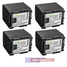 Kastar Replacement Battery for Canon BP-819 CG-800 & Canon VIXIA HF20 Camcorder
