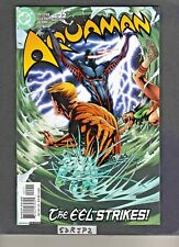 Aquaman #22 Nm Or Better Unread December 2018 Movie Dc The Eel Cover/Appearance