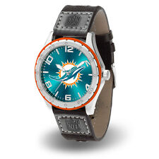 Miami Dolphins Men's Sports Watch - Gambit [NEW] NCAA Jewelry Wrist
