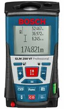 BOSCH Laser Distance Meter GLM250VF Ship with Tracking number NEW