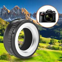 Lens Adapter Ring Manual Exposure For M42 to for Leica T/TL/CL/SL Camera SN