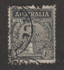 Kappysstamps 11318-19 Australia Scott 151 Used Retail $45