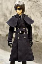 [PF] 500# Black Jacket / Dust / Clothes 1/4 MSD AOD DZ LUTS BJD Boy Dollfie