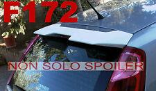 SPOILER ALETTONE GRANDE PUNTO ABARTH  GREZZO  CON COLLA F172GK-TR172-3