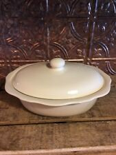 Southern Living  Gail Pittman Cream Hospitality Collection Casserole and Caddy
