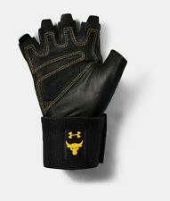 Under Armour Weight Lifting Gloves Project Rock Training Gloves 1353074 XL