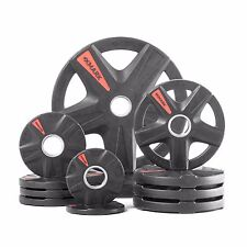 XMark's TEXAS STAR 155 lb. Select Rubber Coated Olympic set XM-3389-BAL-155